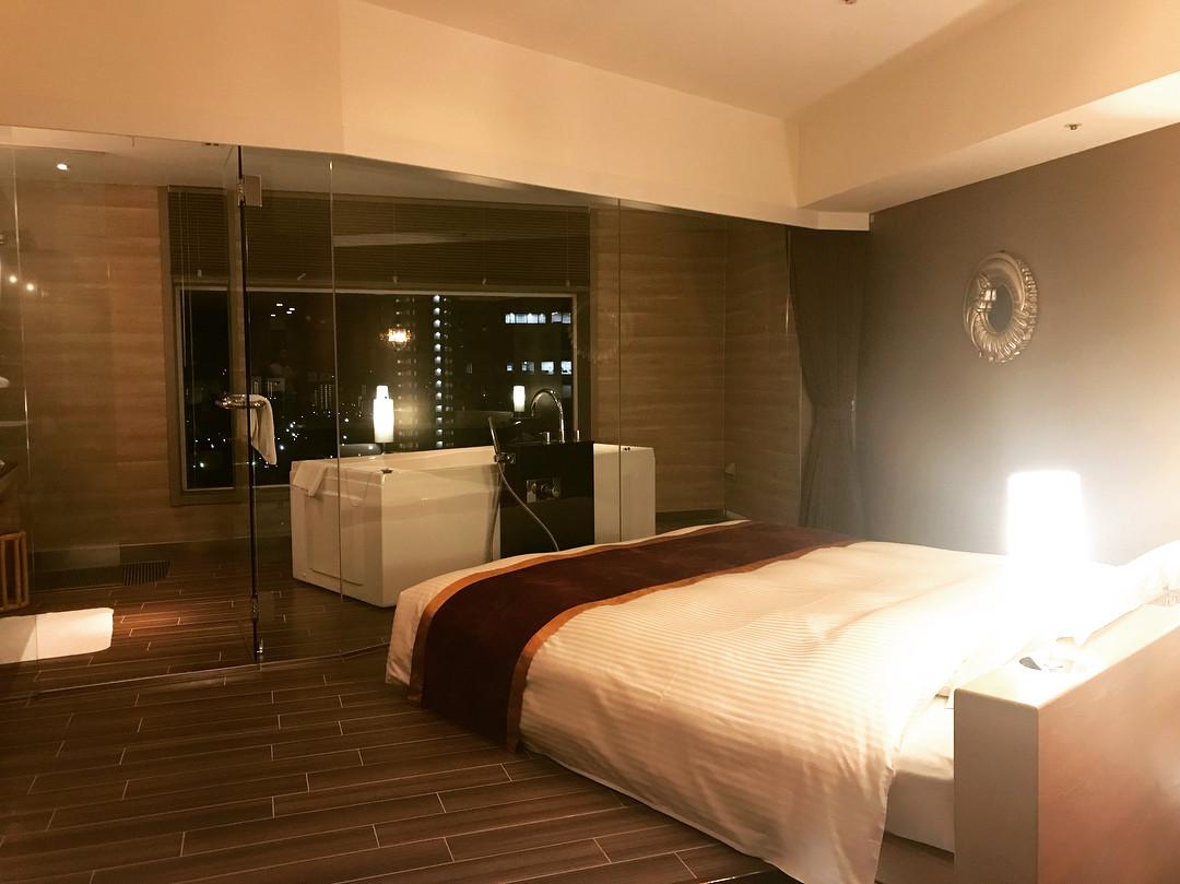 浦安ブライトンホテルの客室