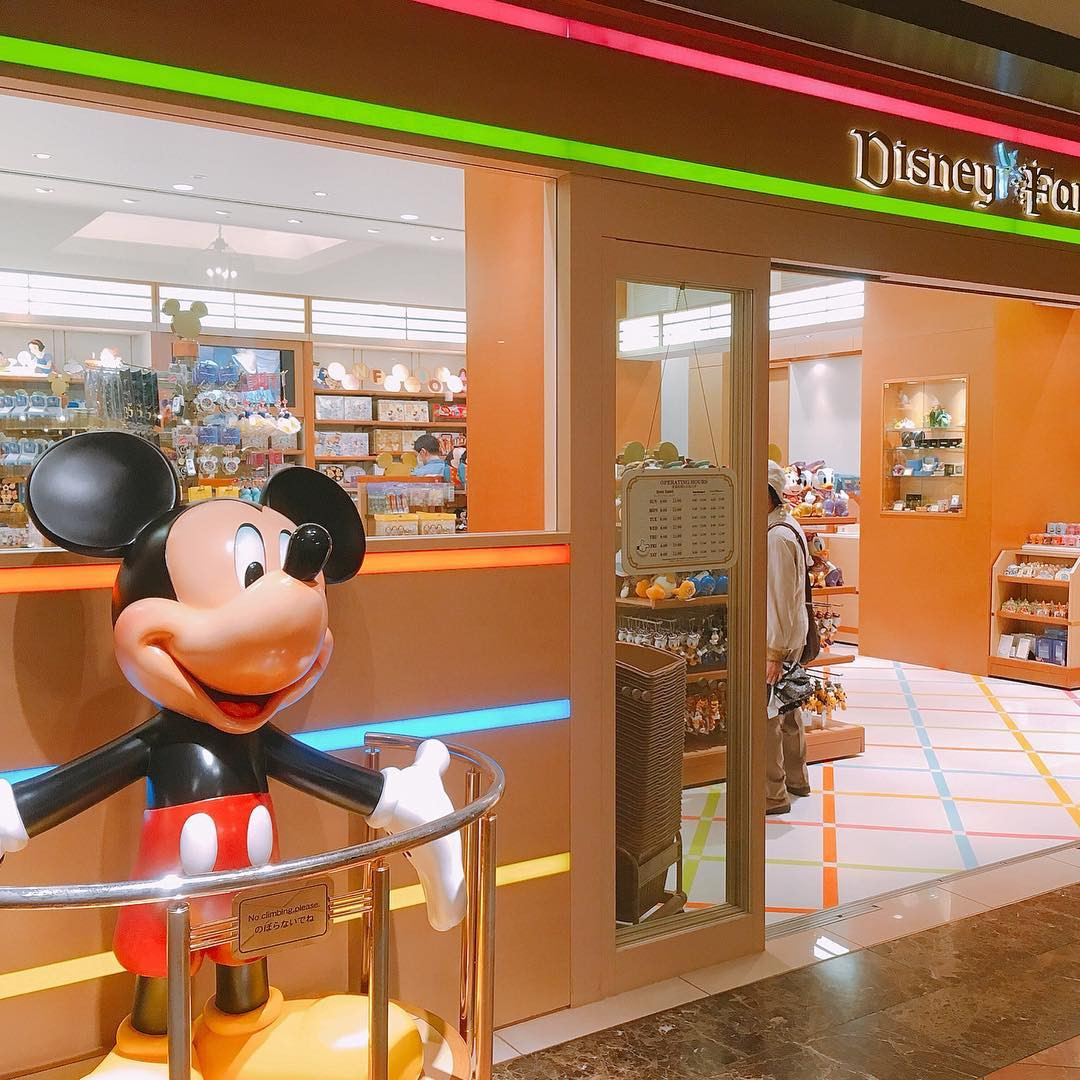 オリエンタルホテル東京ベイにあるお土産ショップ