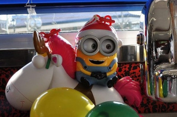 【USJ】ミニオン・バナナ味のポップコーン!おかわり無料キャンペーン&年間パス割引も