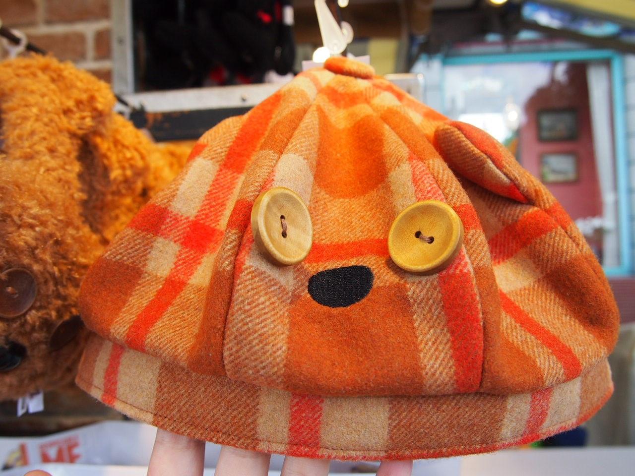 ティム帽子