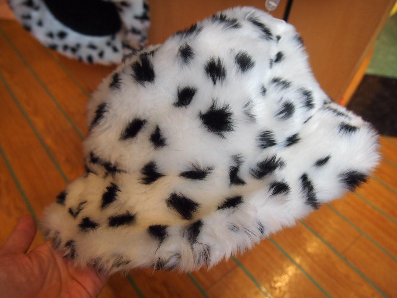 スヌーピーダルメシアン帽子