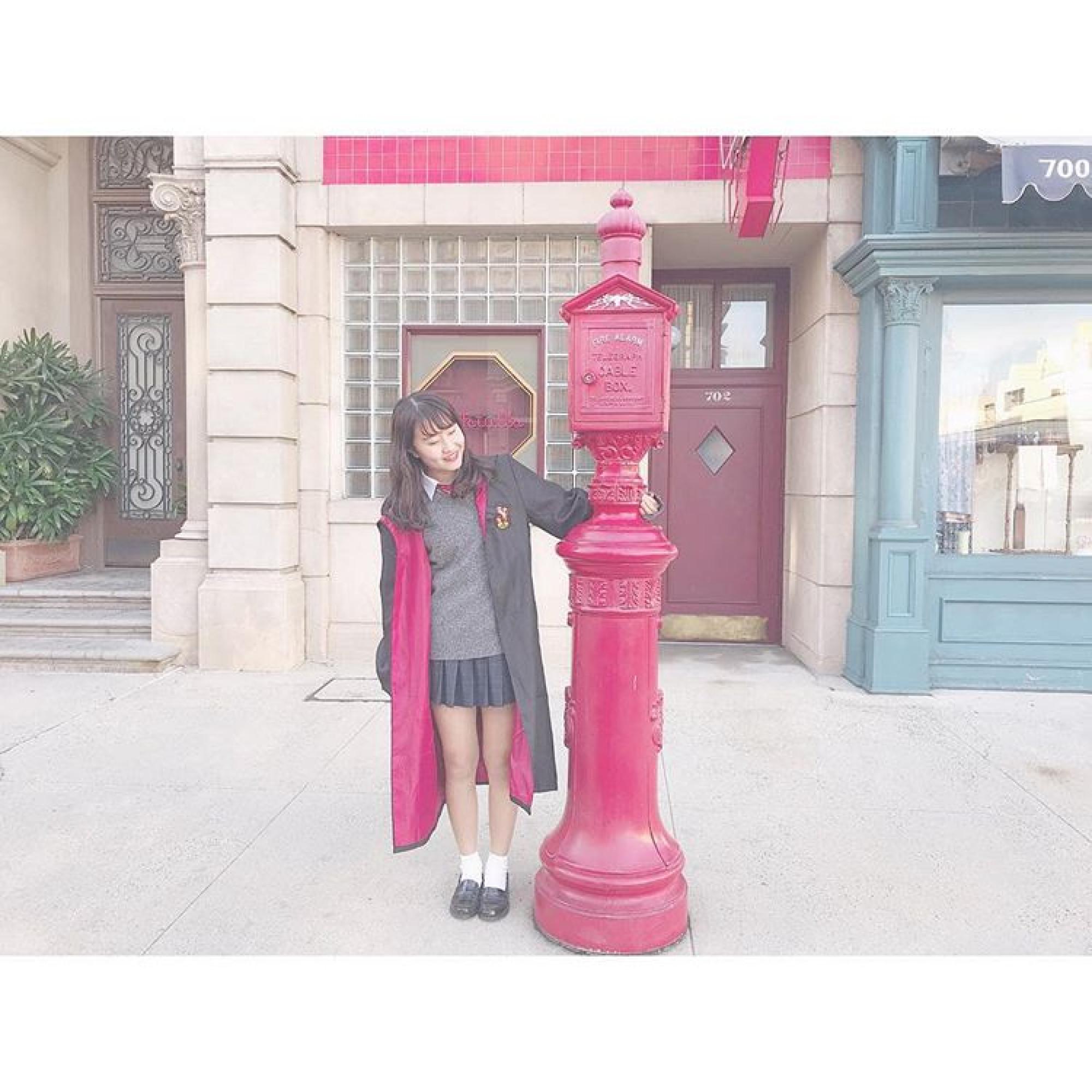 制服×ハリーポッター