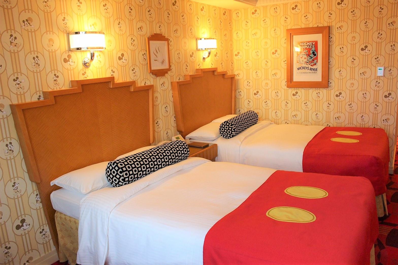 大好きなディズニーホテルに気軽に泊まれますように♪