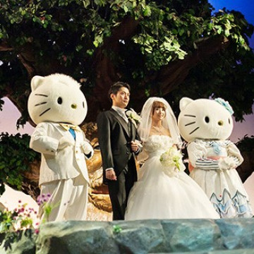【サンリオの結婚式】ピューロランドウエディングとは?費用&おすすめポイントまとめ!