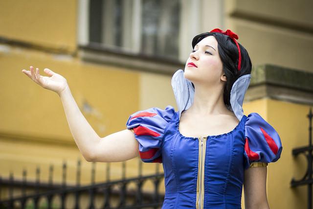 美しさと優しさを兼ねそえた素晴らしい少女・白雪姫