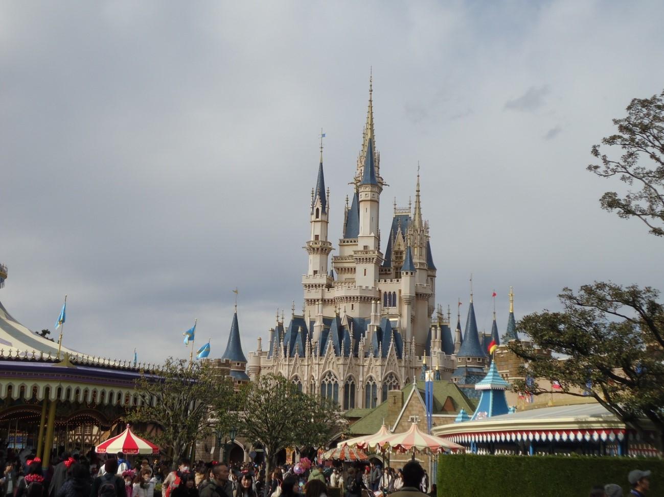 白雪姫に会いたいなら、東京ディズニーランドにGO!