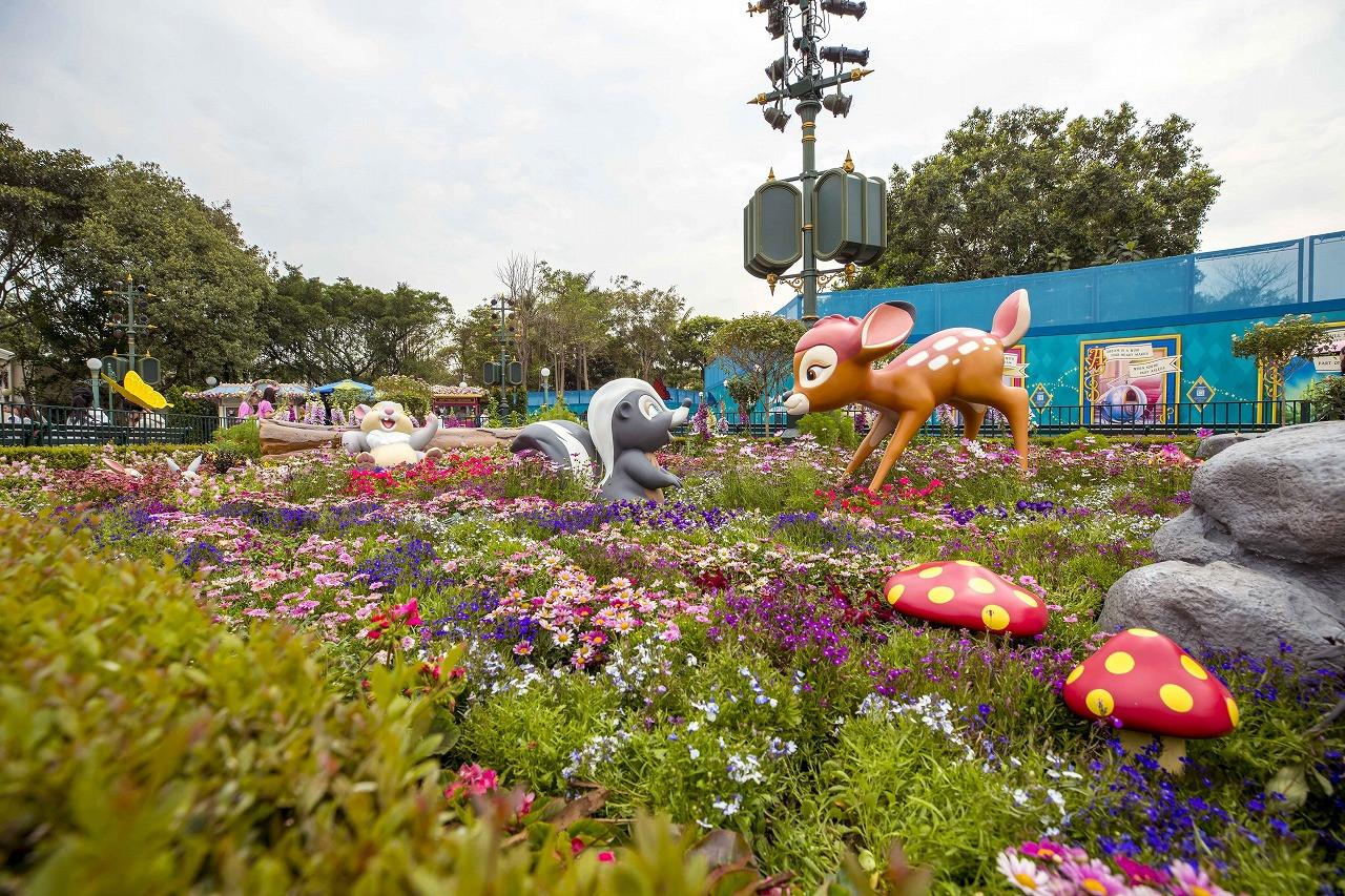 画像提供:香港ディズニーランド