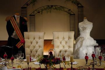 【体験談】憧れの美女と野獣風結婚式!サンルートプラザ東京での結婚式を挙げるまでの2年間日程まとめ!