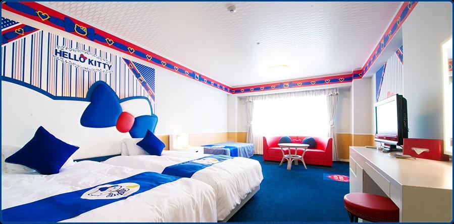 Hotel & Resorts BEPPUWAN リゾートキティルーム