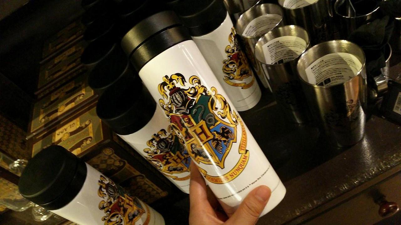 ハリーポッターのステンレス水筒