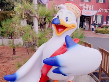 【ティッピー・ブルー】かもめのポストマンに会える場所・プロフィール・グッズまとめ!ミニショーで活躍!