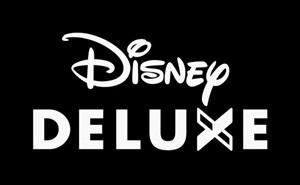 Disney DELUXEロゴ| キャステル | CASTEL ディズニー情報