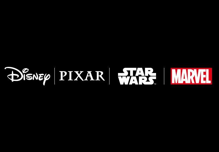ディズニー4大ブランドが大集結