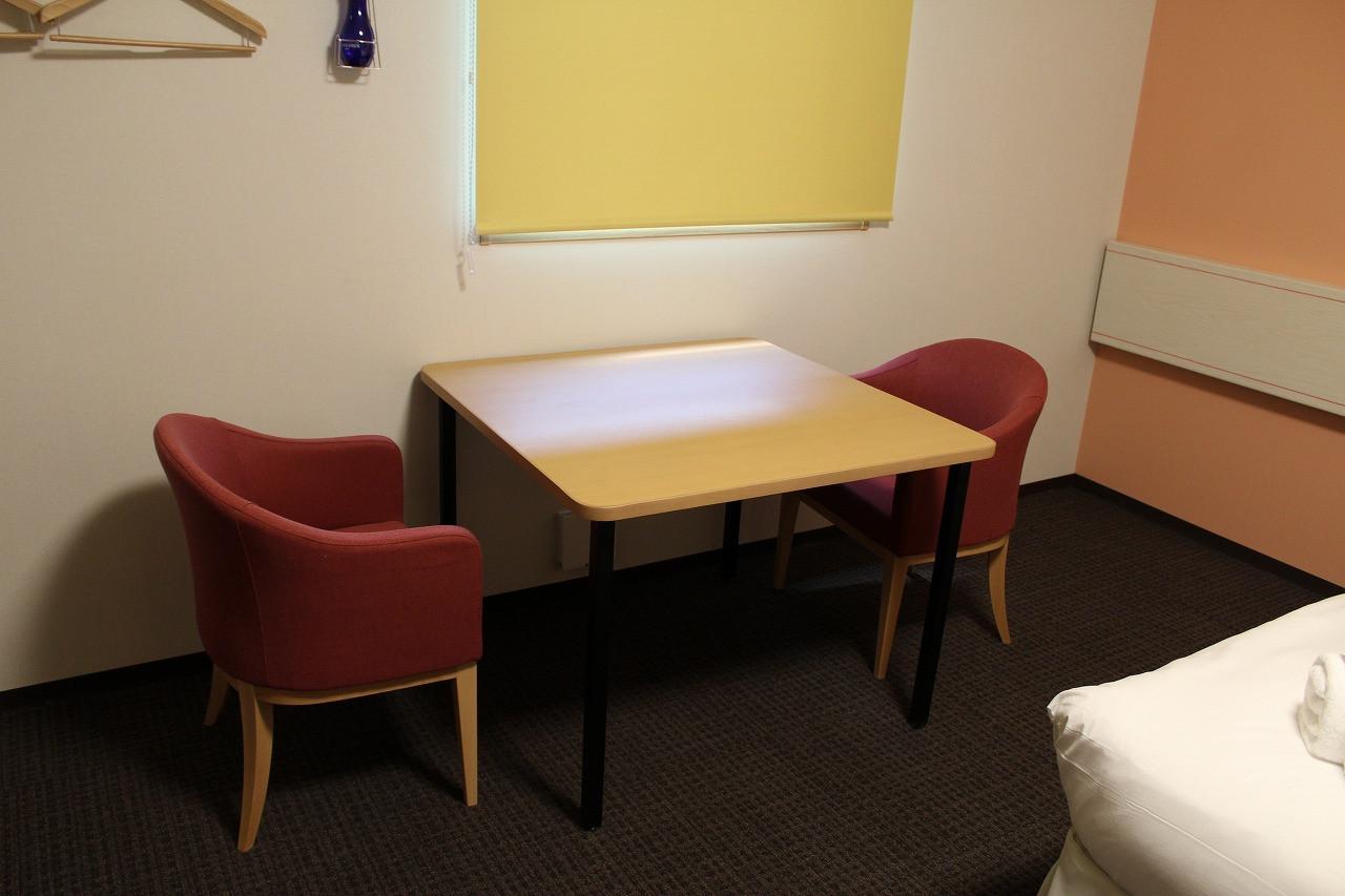 アネックスバリアフリーのテーブルセット