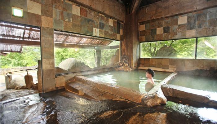 アーデンホテル阿蘇の温泉