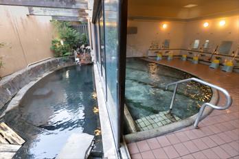 阿蘇ホテルの温泉