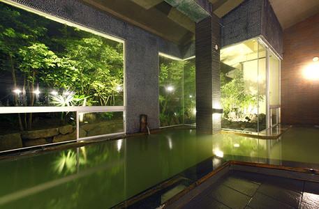蘇山郷の温泉