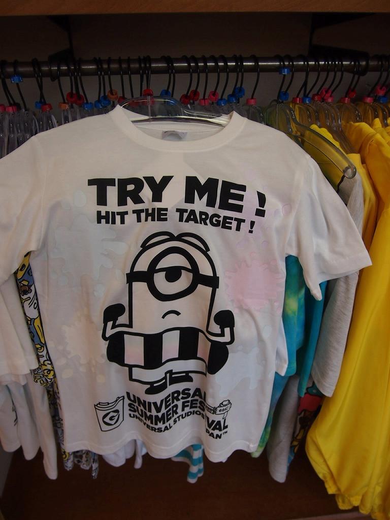 ミニオンのターゲットTシャツ