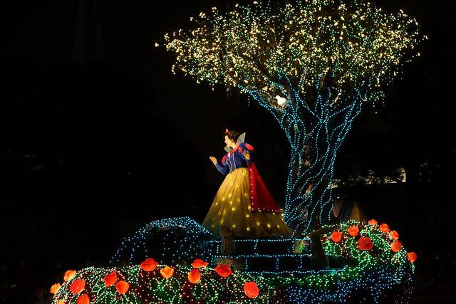 ナイトパレードの白雪姫