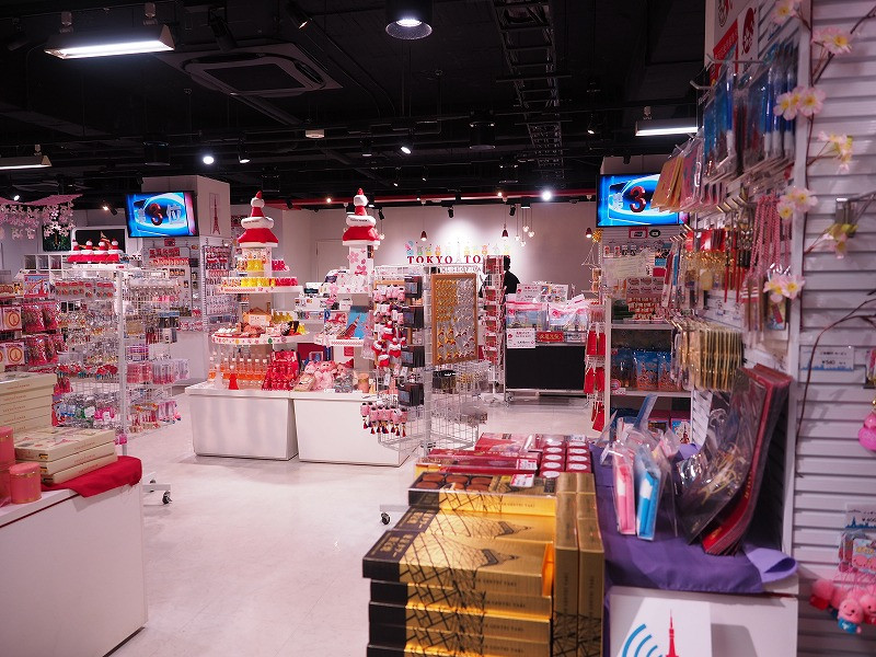 TOKYO TOWER OFFICIAL SHOP GALAXY