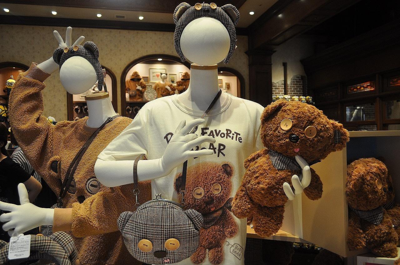 「BOB's FAVORITE BEAR」ファッションアイテム/サンフランシスコキャンディーズ