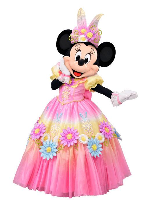 ヒッピティ・ホッピティ・スプリングタイムのドレス