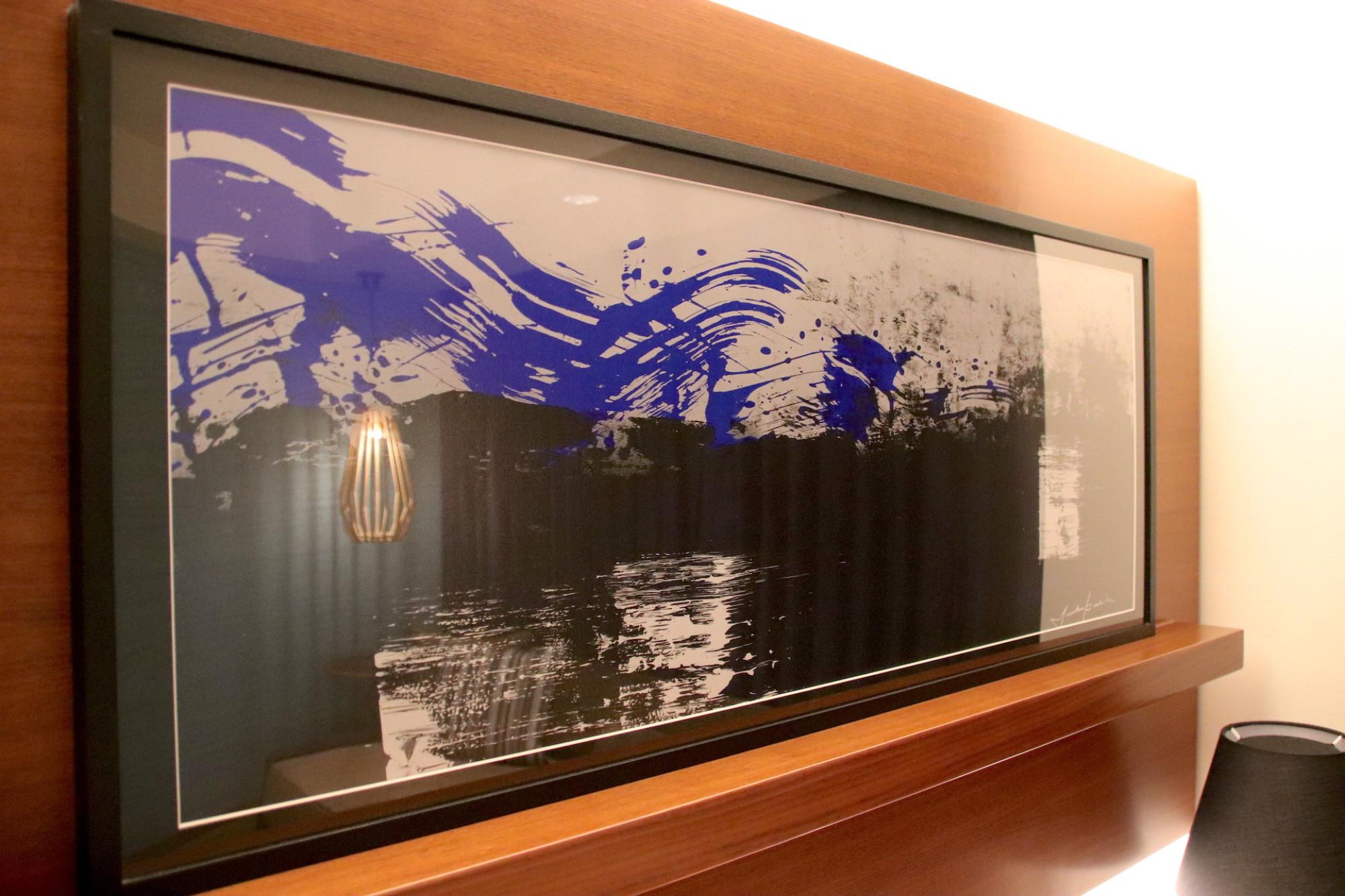 コシノジュンコさんのアート