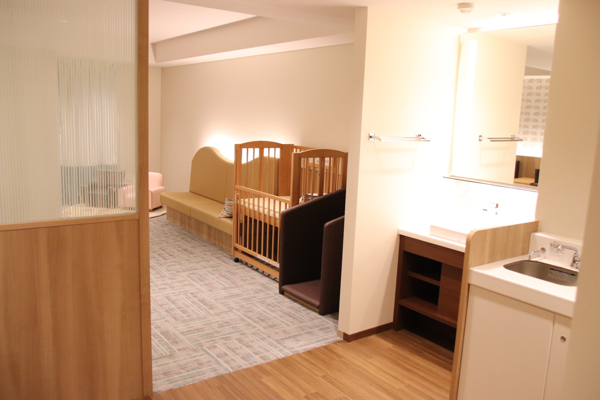 授乳室(2階)