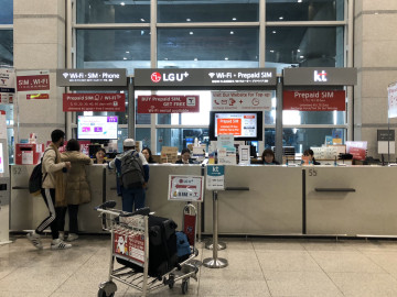 【簡単】韓国旅行ではSIMカードの利用が便利!購入方法や注意点、現地のネット事情まとめ♪