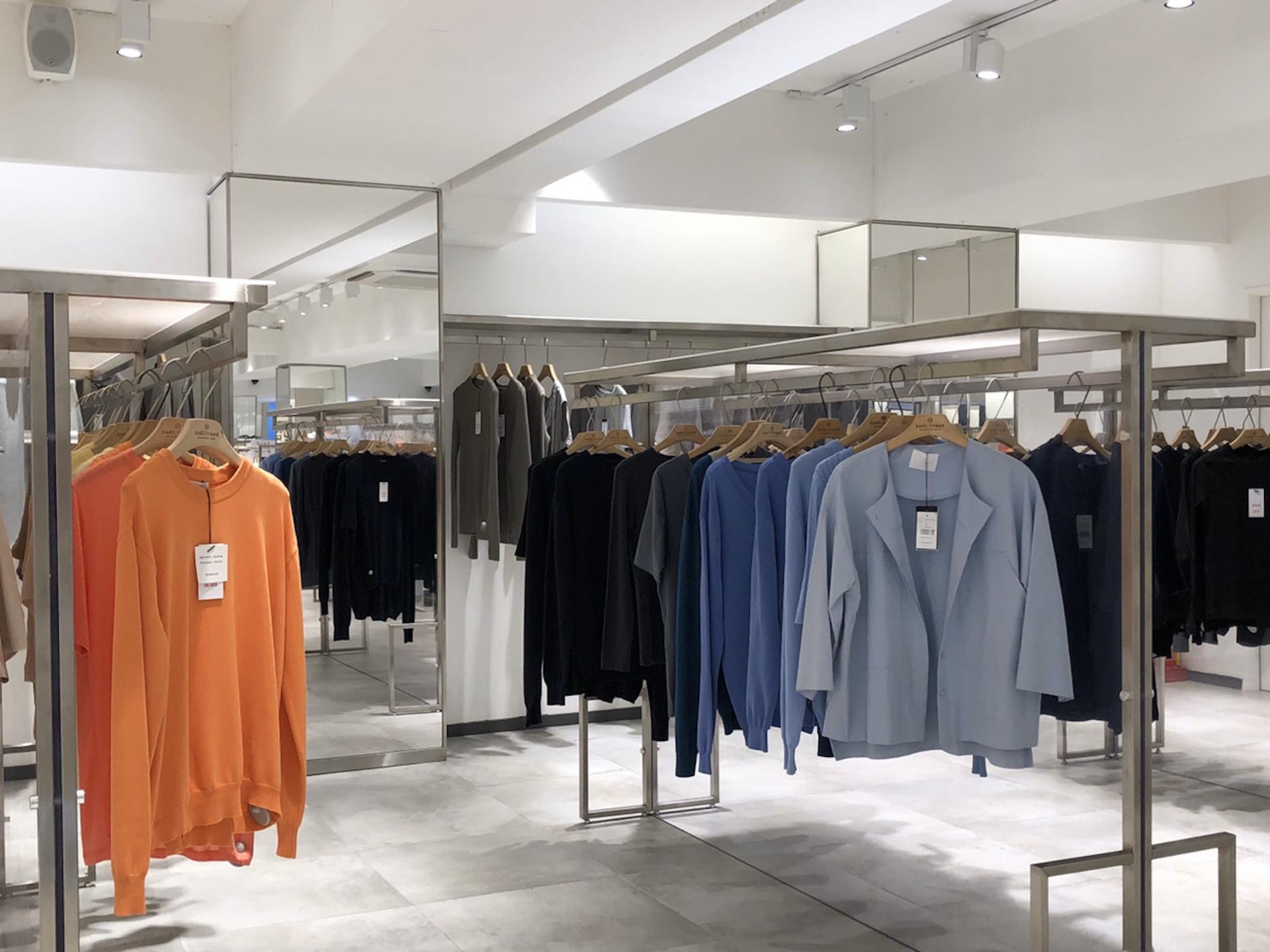 韓国ファッションのお店