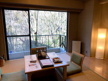 【箱根】女性に優しいホテルはつはな宿泊レポ♪美人の湯、絶品料理、女性専用スパ、アクセスも♪