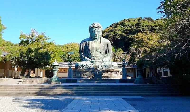 鎌倉大仏はどんな大仏さま?