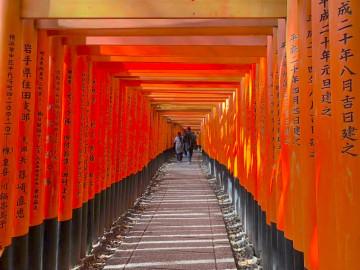 【京都】伏見稲荷大社の見どころガイド!千本鳥居やおもかる石などのパワースポットを解説