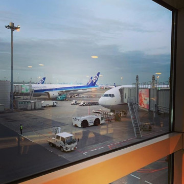 【羽田空港】国内線ターミナルのANAラウンジ徹底解説!場所、利用方法、サービスを紹介