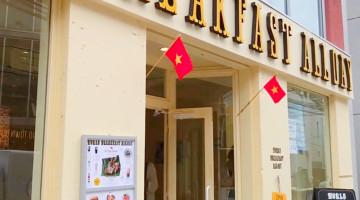 ワールド・ブレックファスト・オールデイで世界の朝食を味わおう!原宿と外苑前にある店舗を紹介♪