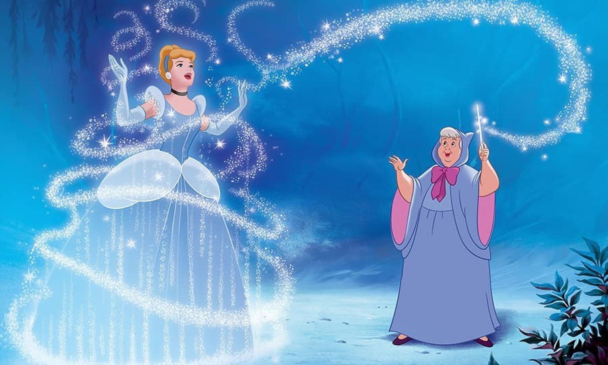 シンデレラ フェアリー ゴッド マザー 「シンデレラ」魔女・魔法使いの正体は母親?フェアリーゴッドマザー...